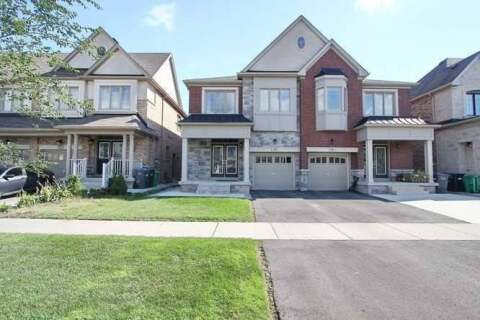 Townhouse for sale at 54 Andretti Cres Brampton Ontario - MLS: W4852910