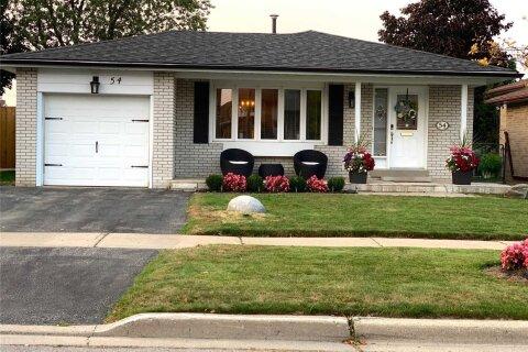 House for rent at 54 Angora St Toronto Ontario - MLS: E4966459