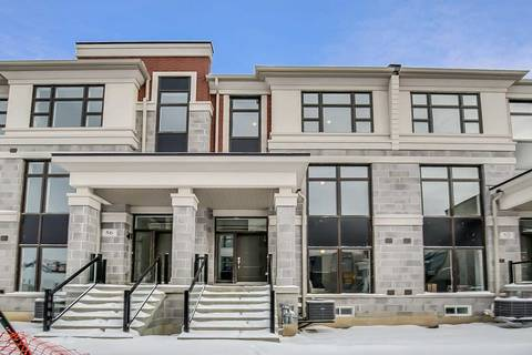 Townhouse for sale at 54 Armillo Pl Markham Ontario - MLS: N4681158