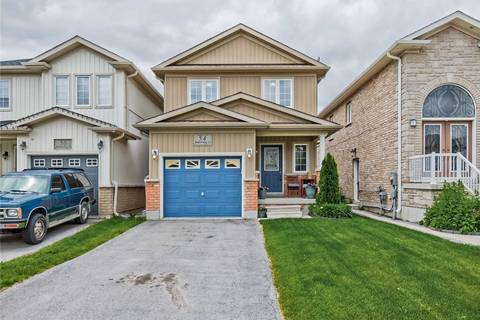 House for sale at 54 Armstrong Cres Bradford West Gwillimbury Ontario - MLS: N4498234