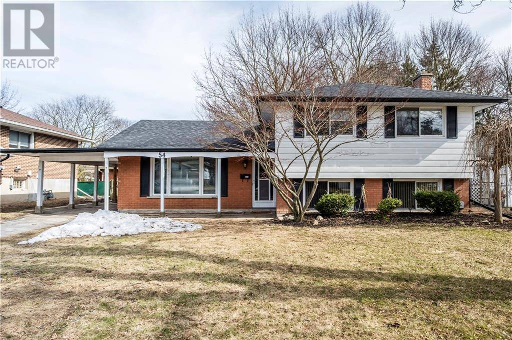 House for sale at 54 Barberry Pl Kitchener Ontario - MLS: 30800385