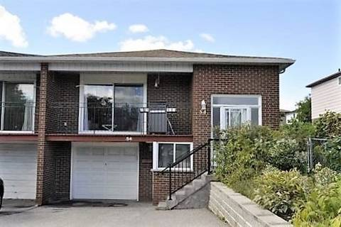 Townhouse for rent at 54 Baylawn Dr Toronto Ontario - MLS: E4485044