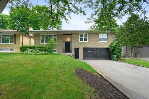 House for rent at 54 Bearbury Dr Toronto Ontario - MLS: W4808543