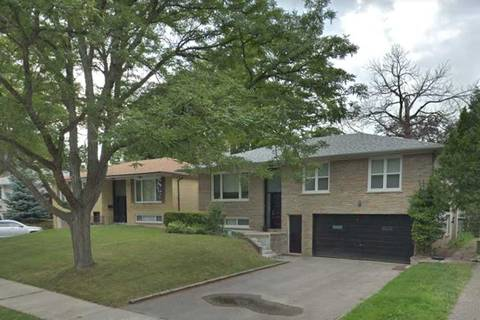 House for sale at 54 Bearbury Dr Toronto Ontario - MLS: W4440820