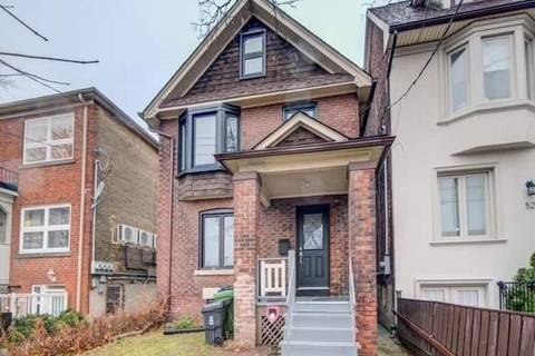 House for sale at 54 Benson Ave Toronto Ontario - MLS: C4444826