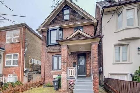 House for sale at 54 Benson Ave Toronto Ontario - MLS: C4497402