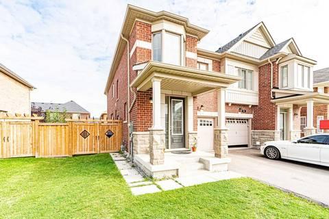 Townhouse for sale at 54 Biddens Sq Brampton Ontario - MLS: W4601364