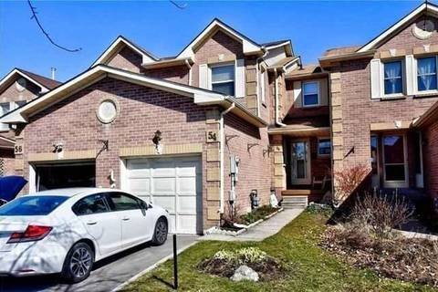 Townhouse for rent at 54 Bingham St Richmond Hill Ontario - MLS: N4517189