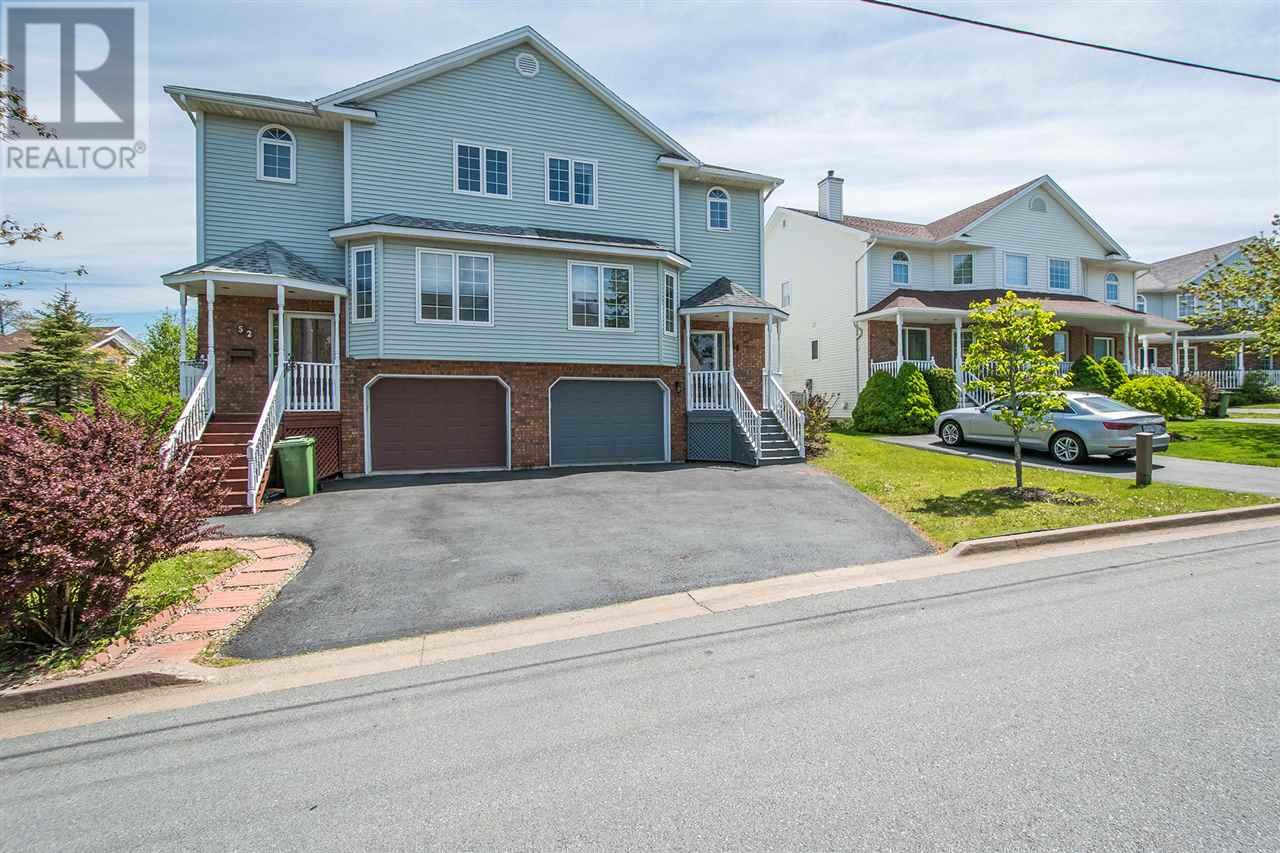 For Sale: 54 Blue Thistle Road, Halifax, NS | 3 Bed, 3 Bath House for $324,000. See 12 photos!