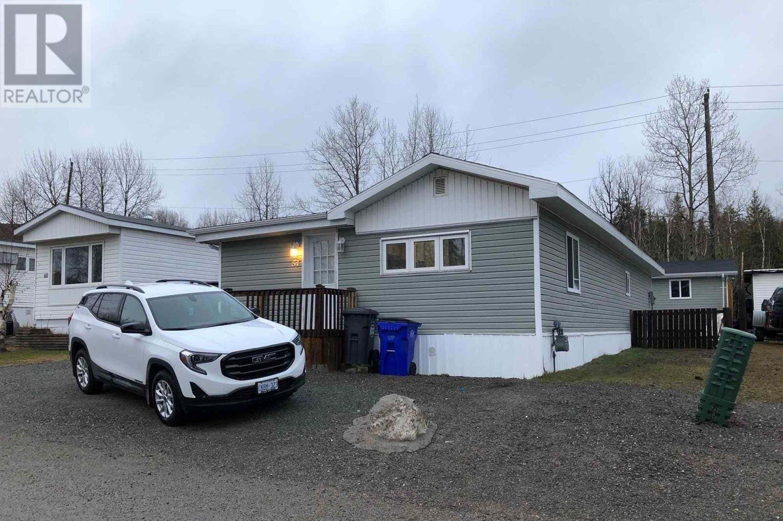 House for sale at 54 Bogey Dr Timmins Ontario - MLS: TM200853
