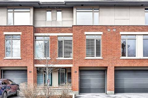 Townhouse for sale at 54 Callaghan Pt Ottawa Ontario - MLS: 1144823