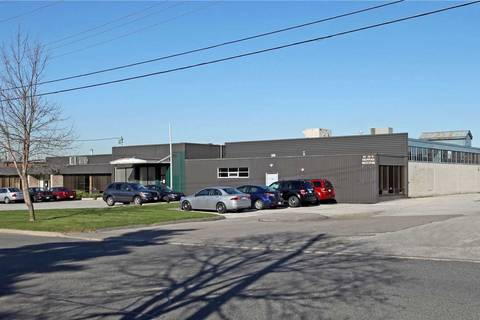 Commercial property for lease at 54 Carnforth Rd Toronto Ontario - MLS: C4637831