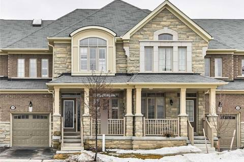 Townhouse for sale at 54 Chant Cres Ajax Ontario - MLS: E4384844