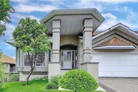 Townhouse for sale at 54 Christie Garden(s) Southwest Calgary Alberta - MLS: C4302719