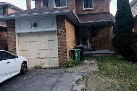 House for rent at 54 Clearview Ct Brampton Ontario - MLS: W4826919
