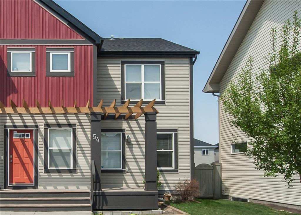 For Sale: 54 Copperpond Place Southeast, Calgary, AB | 3 Bed, 2 Bath Townhouse for $369,900. See 29 photos!