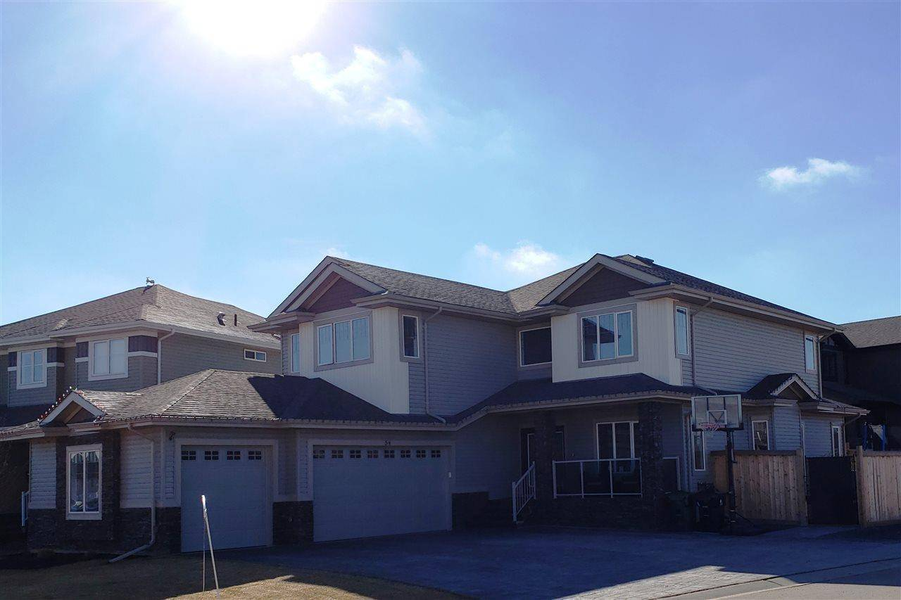 House for sale at 54 Danfield Pl Spruce Grove Alberta - MLS: E4152298
