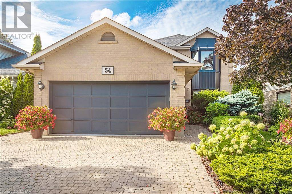 House for sale at 54 Duncan Cres London Ontario - MLS: 217876