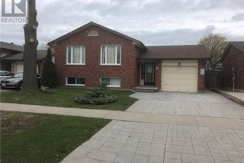 House for sale at 54 Durham St Kitchener Ontario - MLS: 30734625
