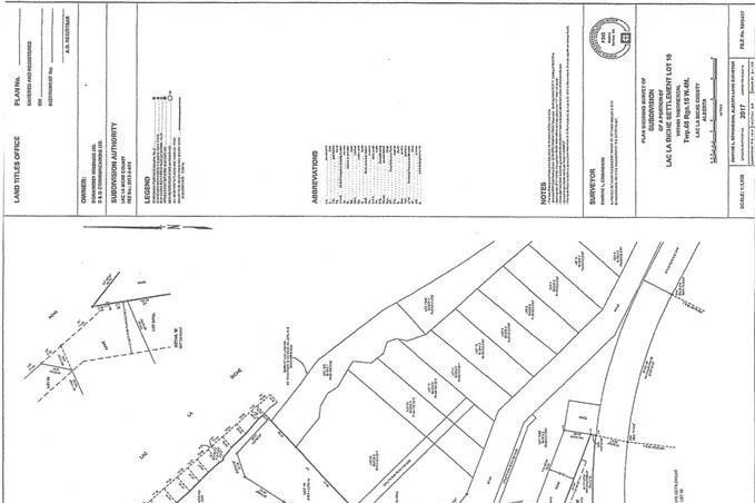 Residential property for sale at 54 Eagle Haunt Estates Rural Lac La Biche County Alberta - MLS: E4174837