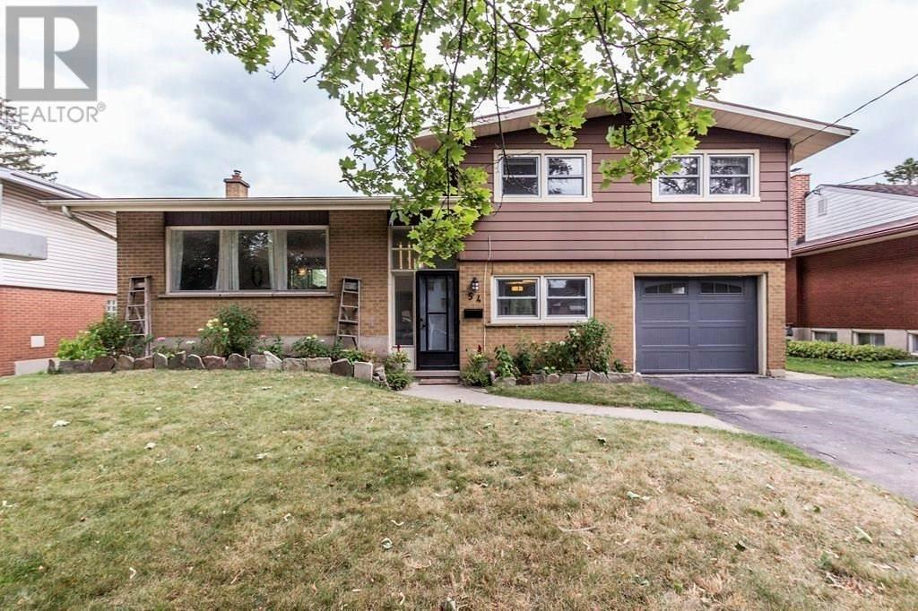 House for sale at 54 Elkington Dr Kitchener Ontario - MLS: 30757782