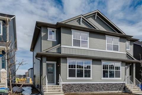 Townhouse for sale at 54 Evanston Hill(s) Northwest Calgary Alberta - MLS: C4292353