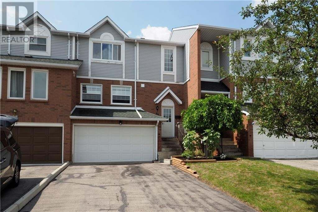 Townhouse for sale at 54 Fairgreen Cs Cambridge Ontario - MLS: 30824825