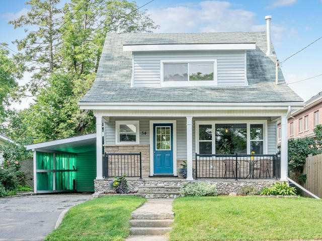 For Sale: 54 Flamboro Street, Waterdown, ON | 2 Bed, 2 Bath House for $649,000. See 18 photos!