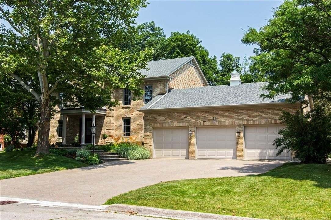 House for sale at 54 Flanders Dr Waterdown Ontario - MLS: H4072989
