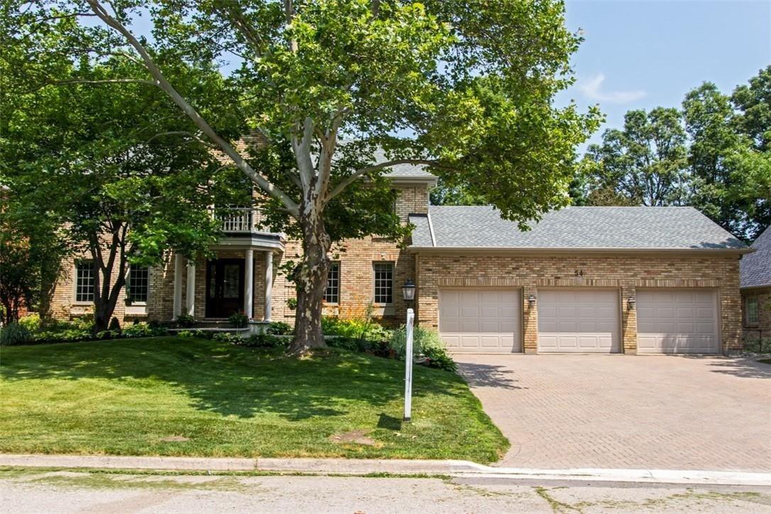 House for sale at 54 Flanders Dr Waterdown Ontario - MLS: H4087020