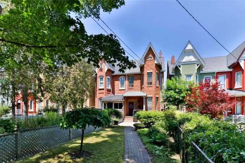 Townhouse for sale at 54 Florence St Toronto Ontario - MLS: C4820491