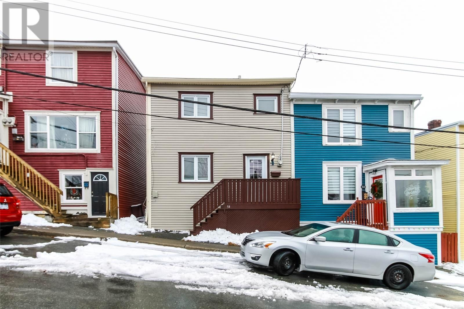 House for sale at 54 Flower Hl St. John's Newfoundland - MLS: 1224461