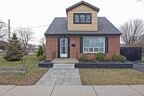 House for sale at 54 Gair Dr Toronto Ontario - MLS: W4730305