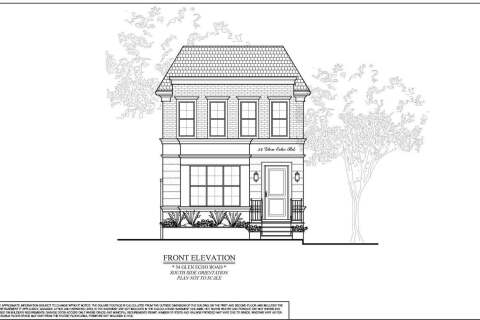 House for sale at 54 Glen Echo Rd Toronto Ontario - MLS: C4946184