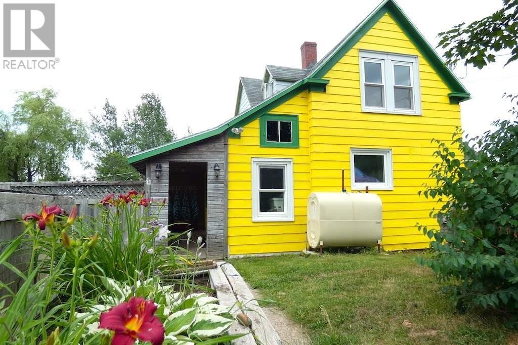 House for sale at 54 Grant St Baddeck Nova Scotia - MLS: 202014718