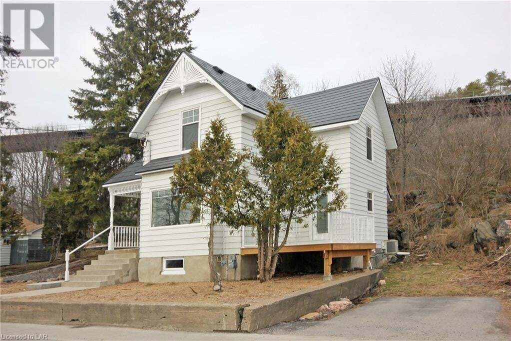House for sale at 54 Great North Rd Parry Sound Ontario - MLS: 253362