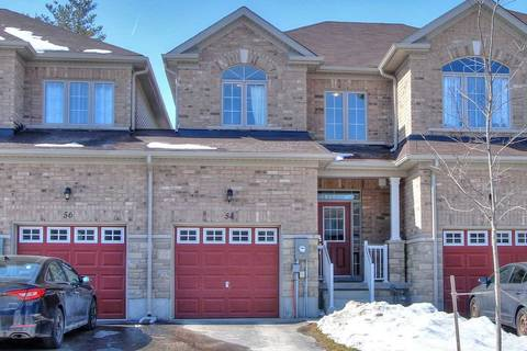 Townhouse for sale at 54 Greenwood Dr Essa Ontario - MLS: N4717821