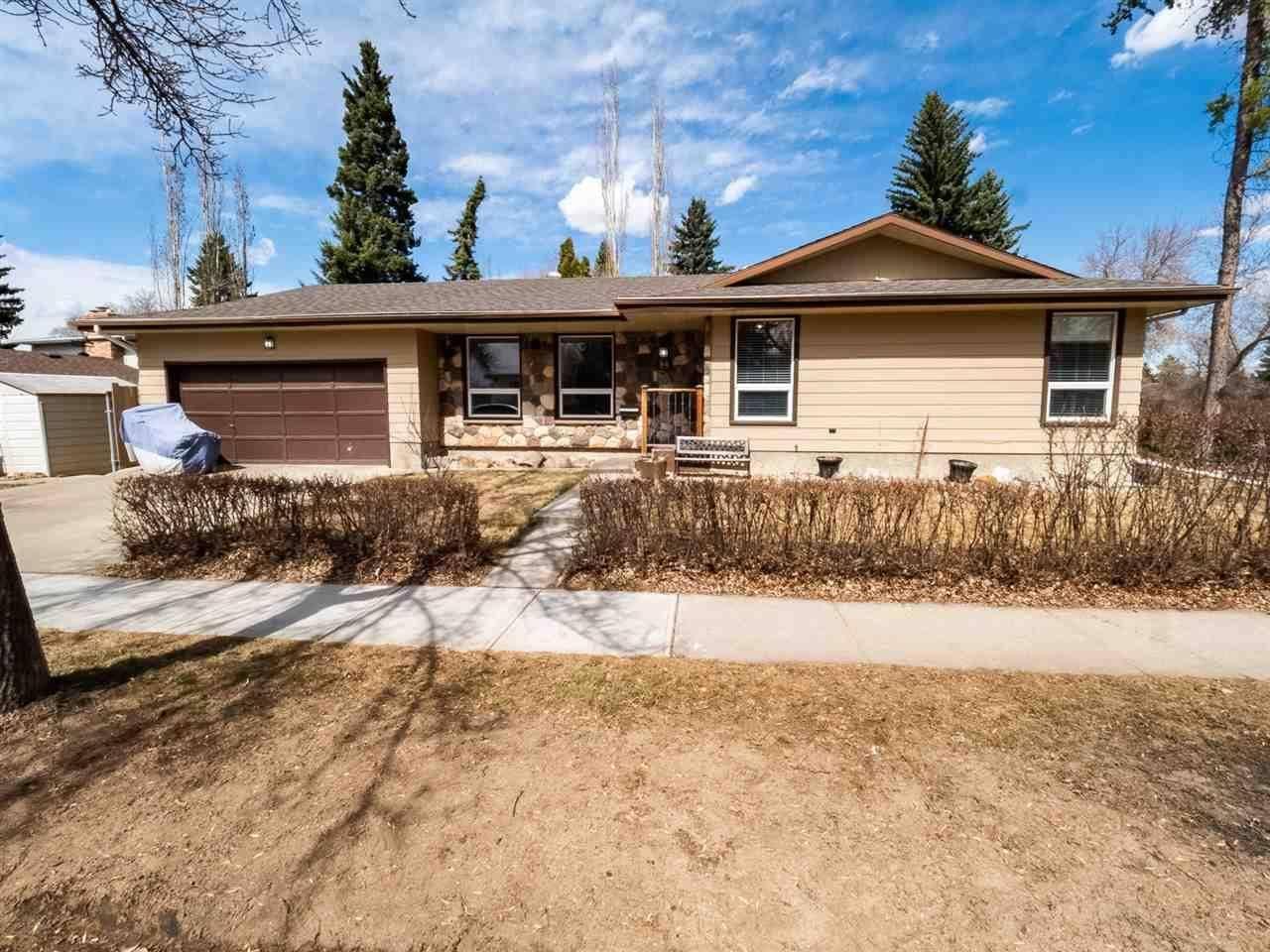 House for sale at 54 Grenfell Ave St. Albert Alberta - MLS: E4195152