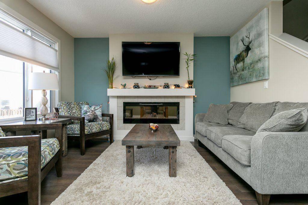 Townhouse for sale at 54 Hammett Gt Spruce Grove Alberta - MLS: E4191767