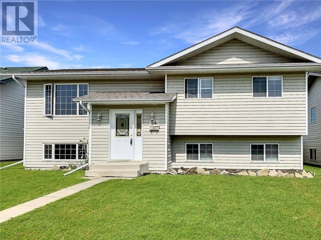House for sale at 54 Harper Dr Sylvan Lake Alberta - MLS: ca0175673