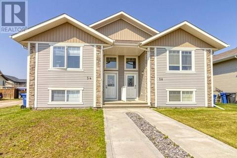 Townhouse for sale at 54 Heritage Dr Penhold Alberta - MLS: ca0167982