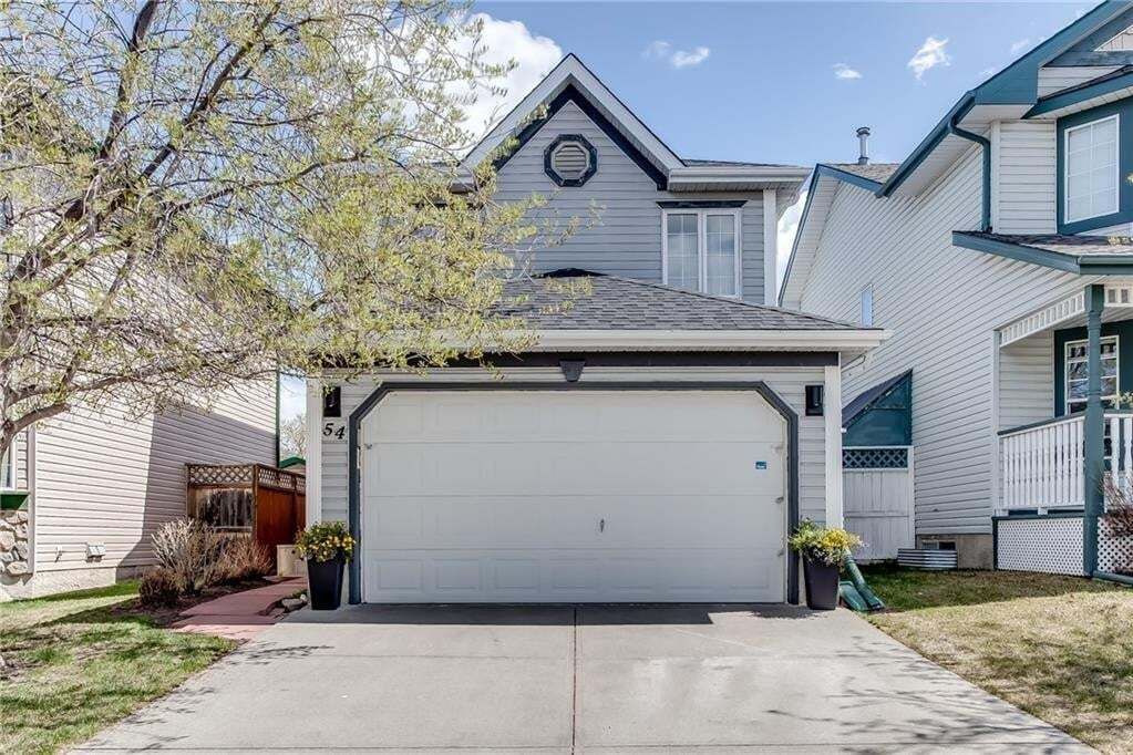 House for sale at 54 Hidden Spring Gr NW Hidden Valley, Calgary Alberta - MLS: C4305291
