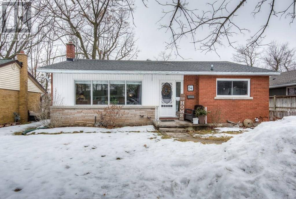 House for sale at 54 Highman Ave Cambridge Ontario - MLS: 30793096