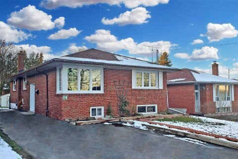 House for sale at 54 Hollyhedge Dr Toronto Ontario - MLS: E5056478