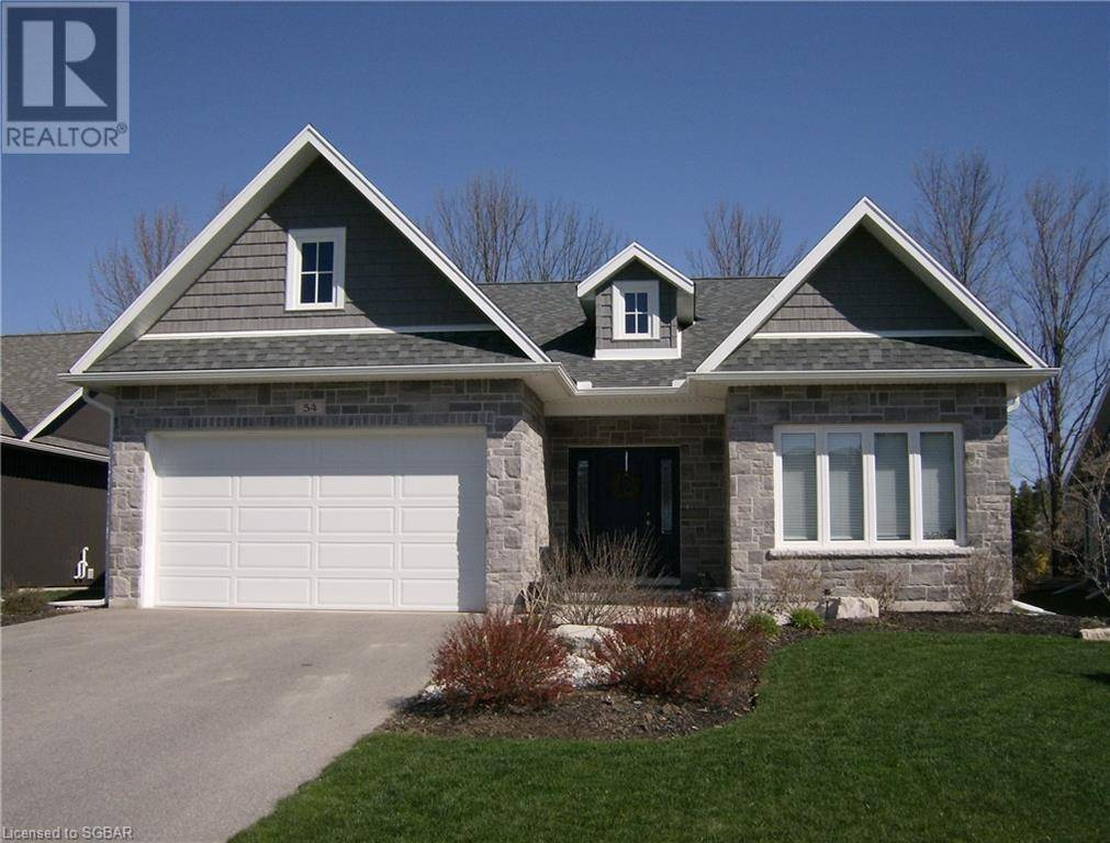 54 Iron Wood Drive, Meaford   Image 1