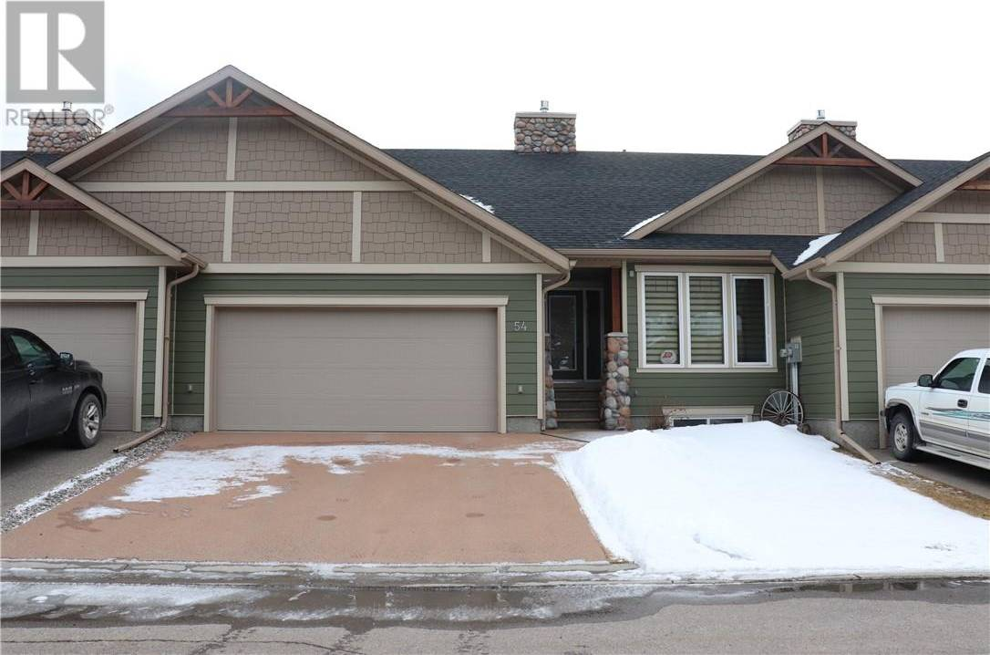 Townhouse for sale at 54 Ironstone Dr Coleman Alberta - MLS: ld0189947