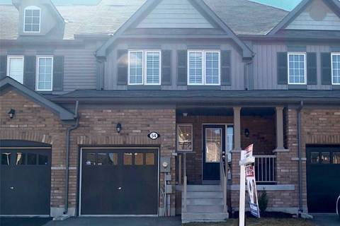 Townhouse for sale at 54 Jack Roach St Clarington Ontario - MLS: E4738646