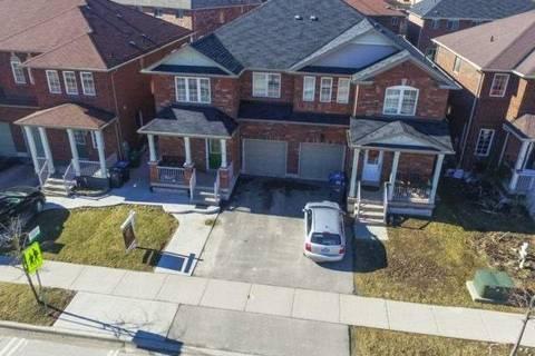 Townhouse for sale at 54 Jordensen Dr Brampton Ontario - MLS: W4462211