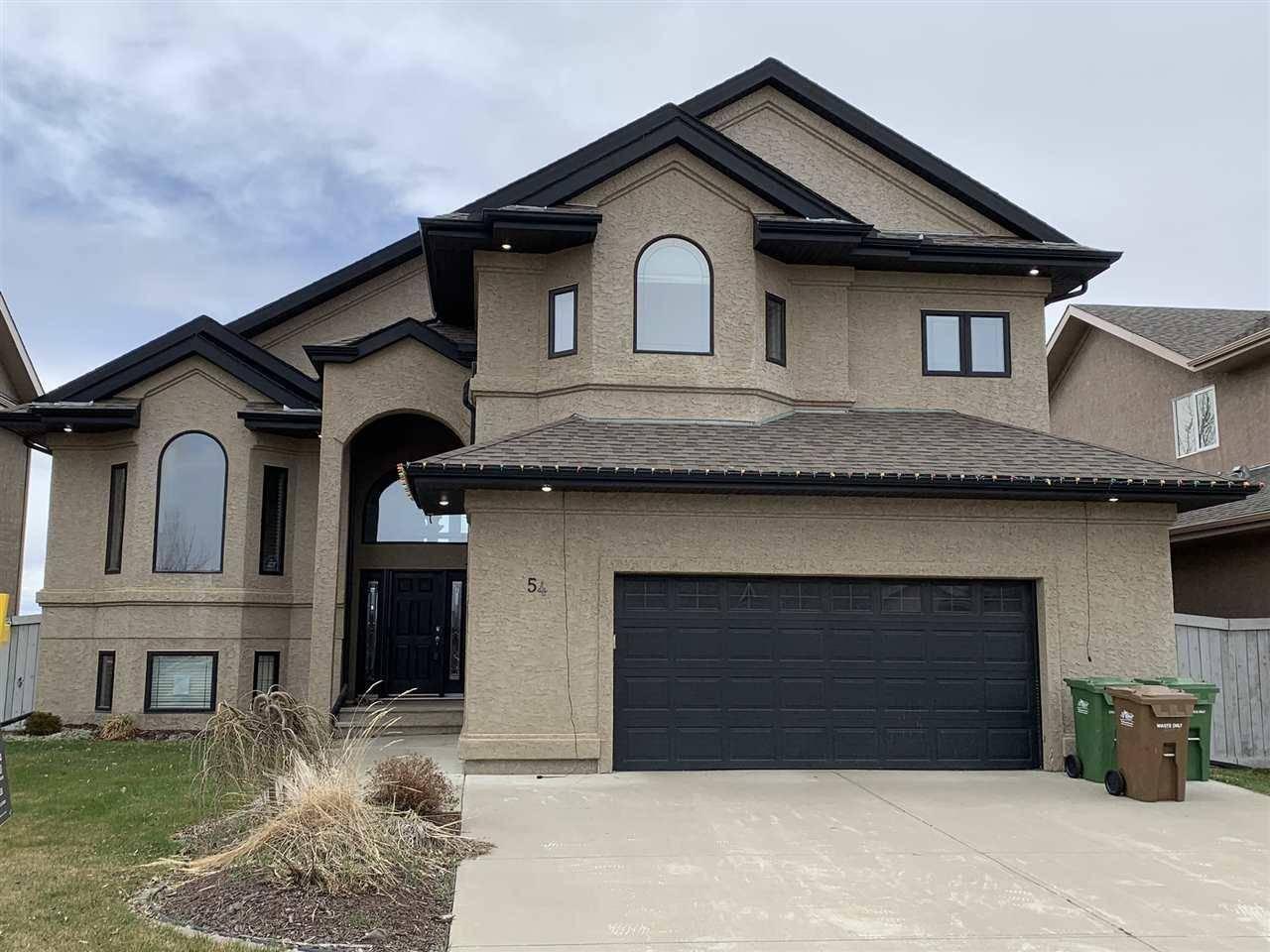 House for sale at 54 Kingsmoor Cs St. Albert Alberta - MLS: E4138696