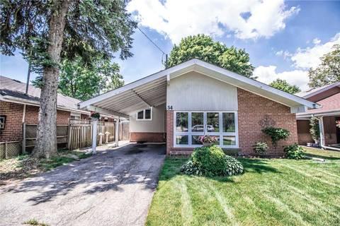 House for sale at 54 Ladysbridge Dr Toronto Ontario - MLS: E4499613